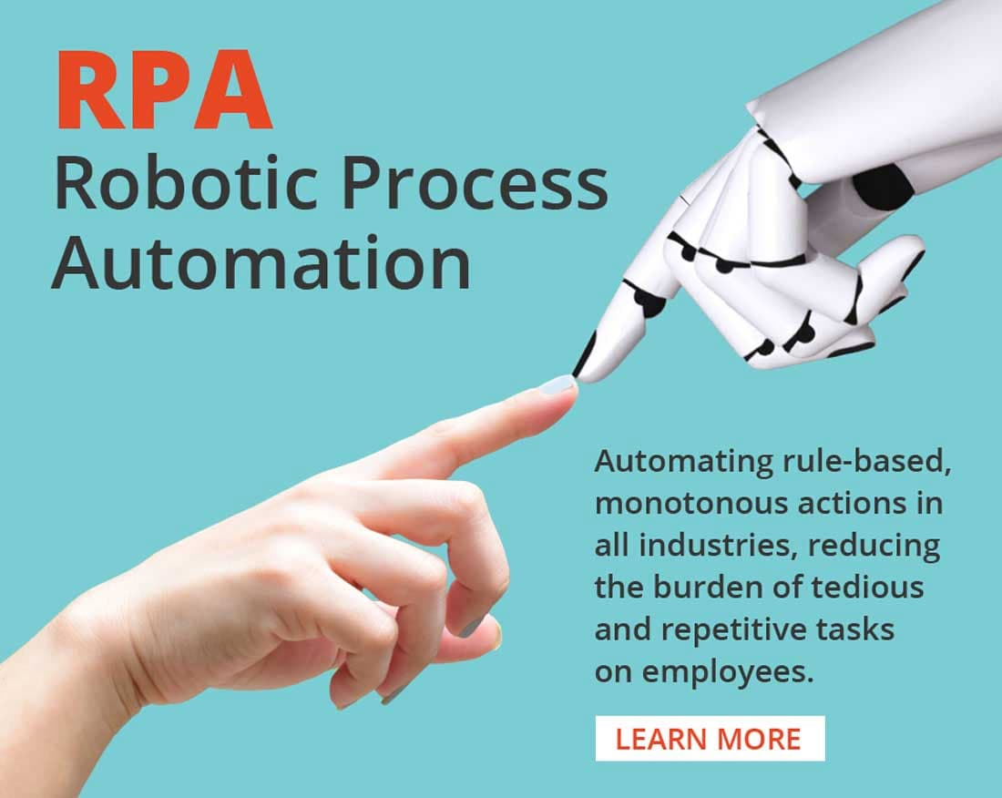 Robotic Proocess Automation Specialists UK | Ether Solutions