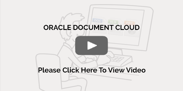 Oracle Document Cloud Specialists - Ether Solutions