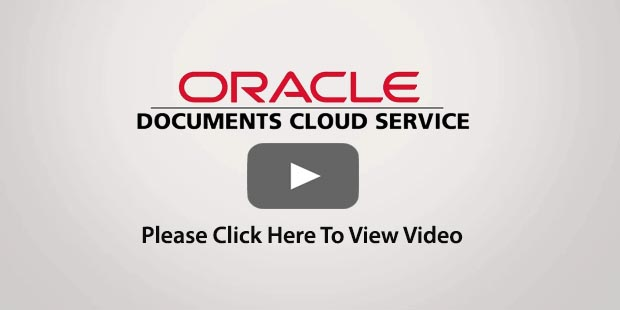 Oracle Document Cloud Service