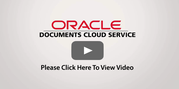 Ether Solutions - Oracle Content Cloud